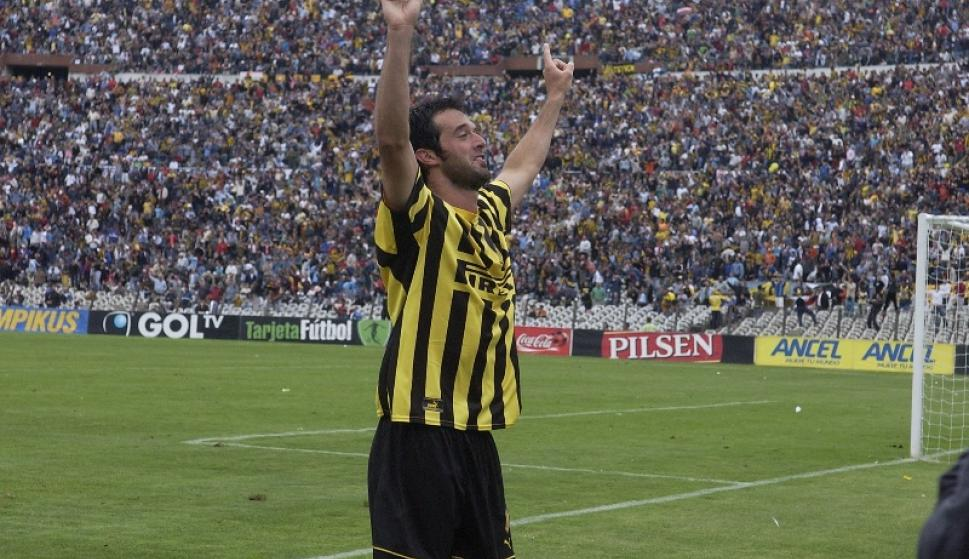"""Para Delorte jugar el clásico uruguayo fue """"uno de los placeres de mi carrera"""" - Ovación - 18/04/2020 - EL PAÍS Uruguay"""