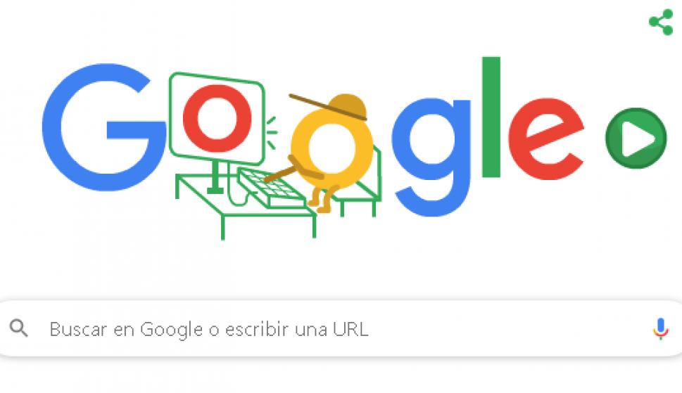 Los juegos más populares de los doodles de Google - 27/04/2020 - EL PAÍS Uruguay
