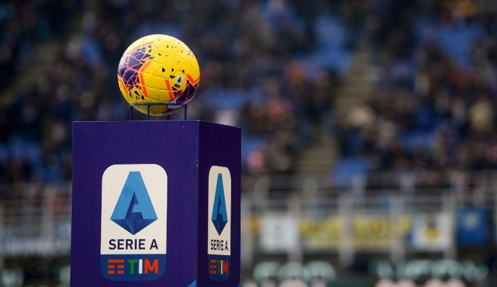 No es seguro que la Serie A retome la actividad de su campeonato