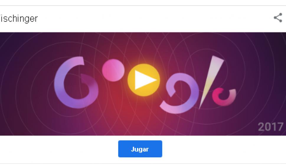 """Los juegos de doodles de Google más populares: hoy se publicó """"Fischinger"""" - 29/04/2020 - EL PAÍS Uruguay"""