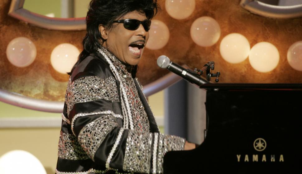 Little Richard. Foto: Archivo