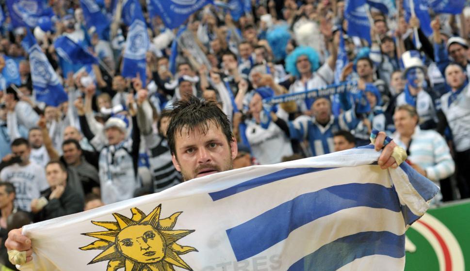 Rodrigo Capó. Foto: Archivo El País.
