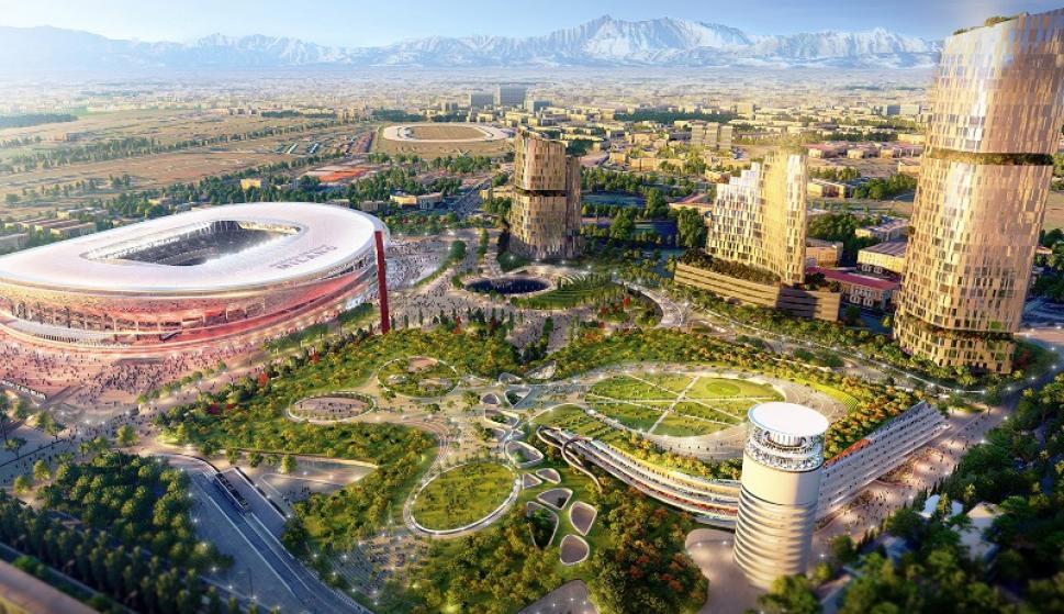 El Milan y el Inter siguen anticipando el futuro estadio y el centro de deportes