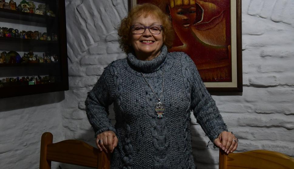 Teresa Herrera, socióloga y feimnista