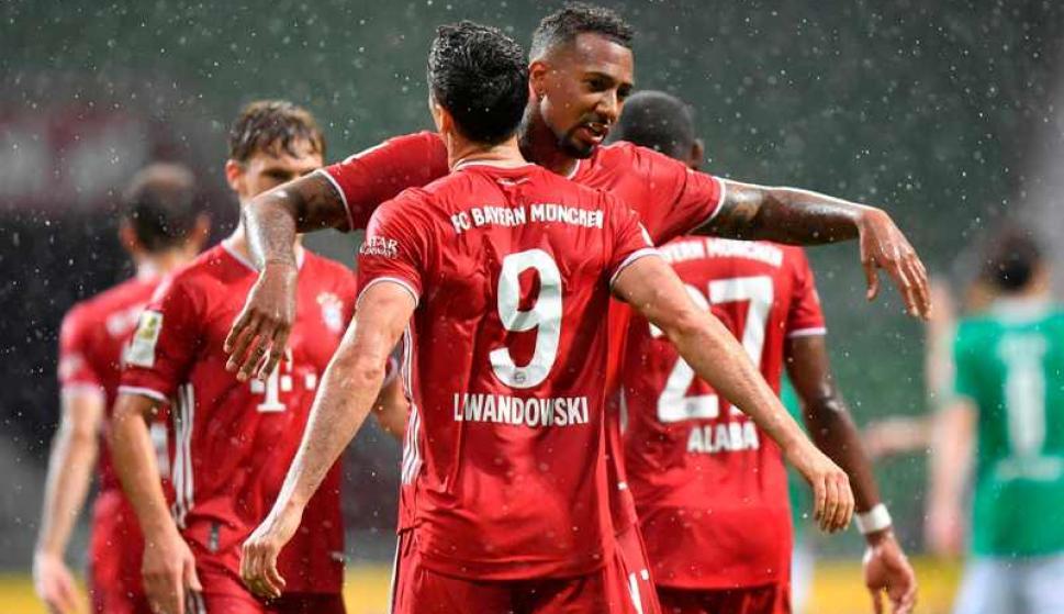 Bayern Munich ganó y logró su octavo título consecutivo de Bundesliga - Ovación - 16/06/2020 - EL PAÍS Uruguay