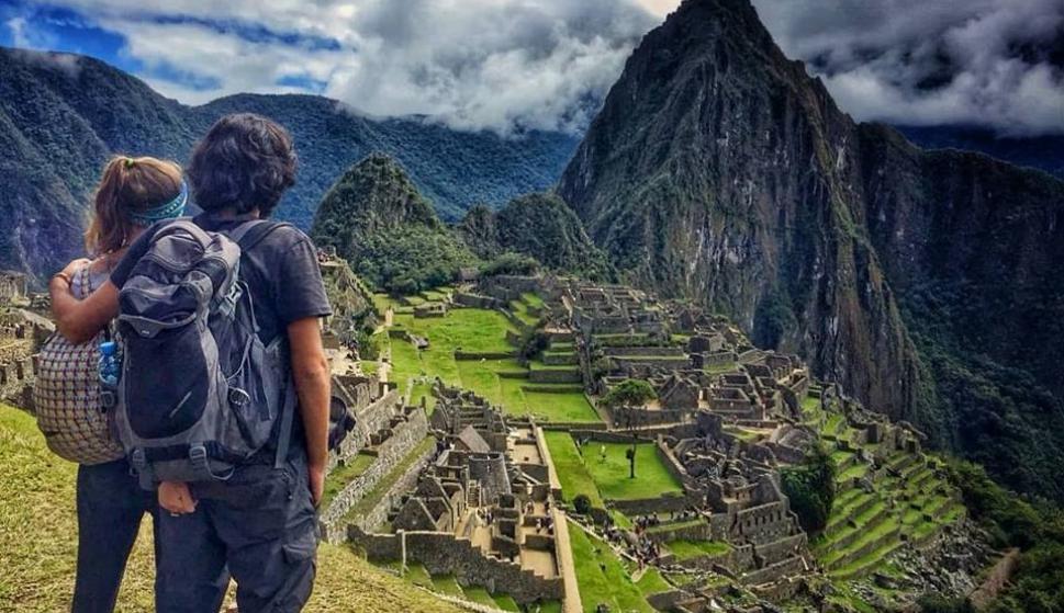 La subyugante belleza de Macchu Picchu capturada por Daniel y Lucía en el viaje.