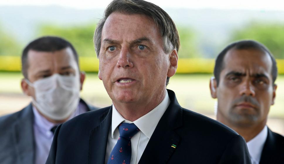 """Bolsonaro asegura que """"quedarse en casa"""" para evitar COVID-19 es para débiles – 18/09/2020"""