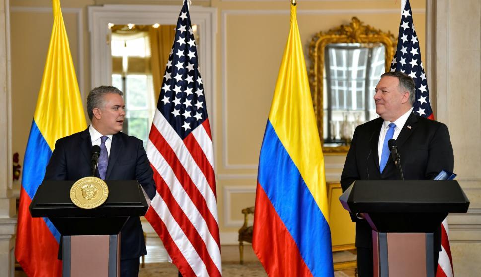 Mike Pompeo elogia acción de Colombia contra Nicolás Maduro – 20/09/2020