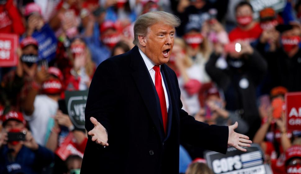 Donald Trump anuncia reemplazo en la Corte Suprema y desata batalla – 21/09/2020
