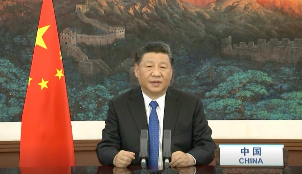 """Xi Jinping apunta contra EE.UU. y lo llama """"matón del mundo"""" – 22/09/2020"""
