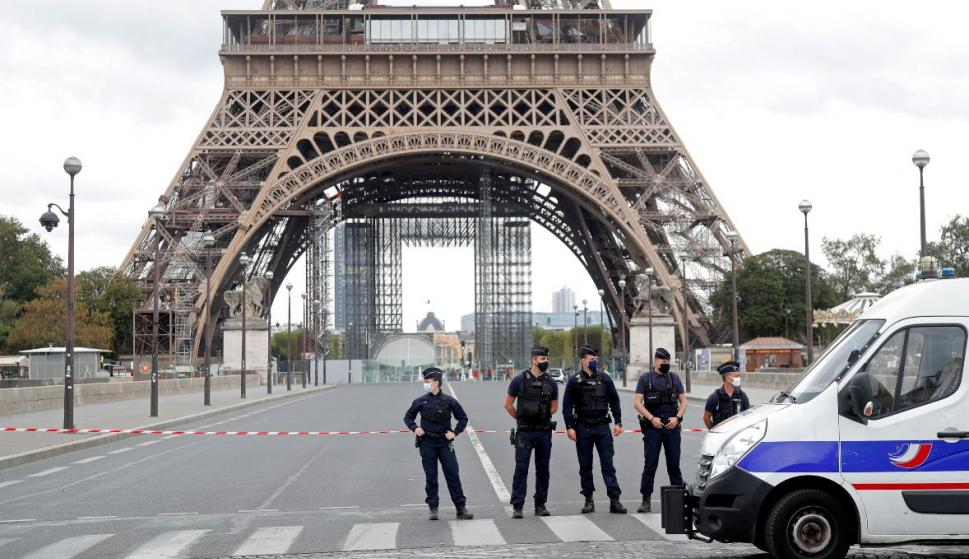 La Torre Eiffel reabrió tras ser evacuada por una alerta de bomba – 23/09/2020