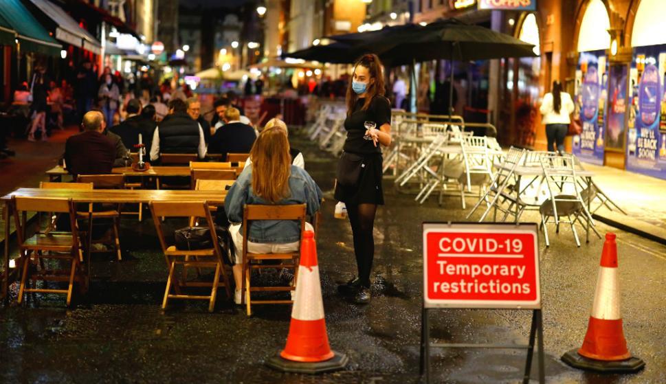 Europa supera cinco millones de casos confirmados de COVID-19 – 24/09/2020