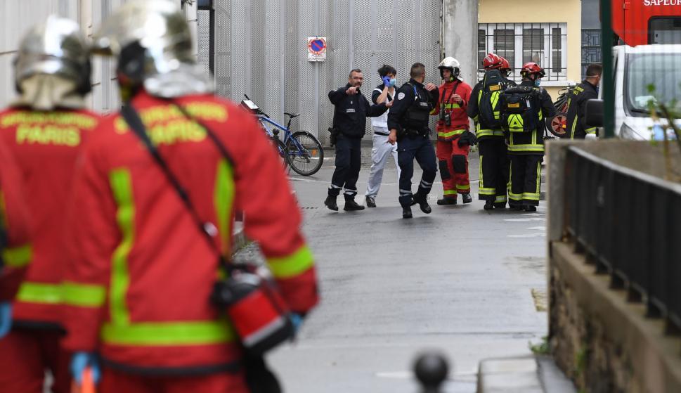 París: cuatro heridos de arma blanca cerca de una antigua sede de Charlie Hebdo – 25/09/2020