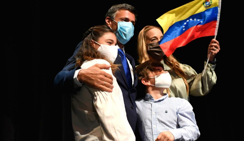 "Leopoldo López: ""Volveré para liberar a Venezuela"" del régimen de Nicolás Maduro – 28/10/2020"