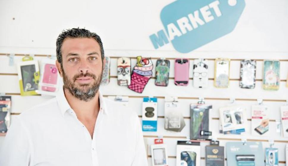 Ricardo Quiroga es co fundador y CEO de Market.com.uy