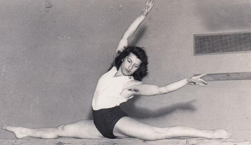 Agnes Keleti, la campeona olímpica de más edad, cumple 100 años - Eme - 09/01/2021 - EL PAÍS Uruguay