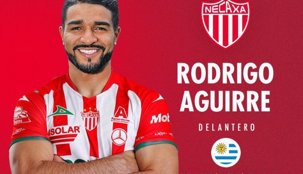 Rodrigo Aguirre es nuevo jugador de los Rayos de Necaxa - Ovación - 20/01/2021 - EL PAÍS Uruguay