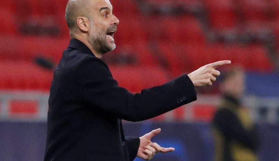 """El secreto del Manchester City de Pep Guardiola: """"Tenemos mucho dinero"""" - Ovación - 25/02/2021 - EL PAÍS Uruguay"""