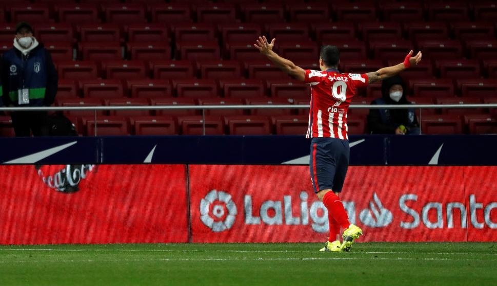 El saludo especial de la AUF a Luis Suárez por su gol 500 como futbolista  profesional - Ovación - 21/03/2021 - EL PAÍS Uruguay