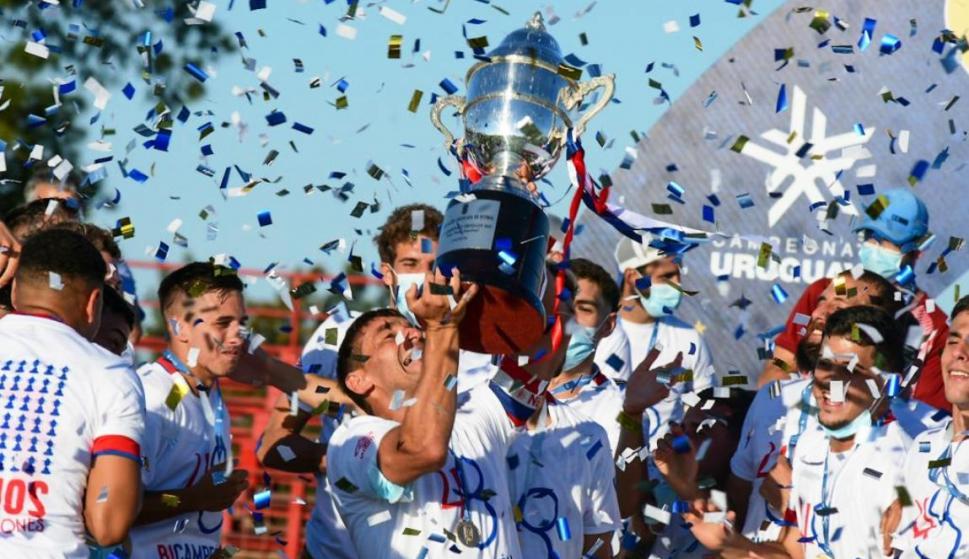 Nacional campeón 2020