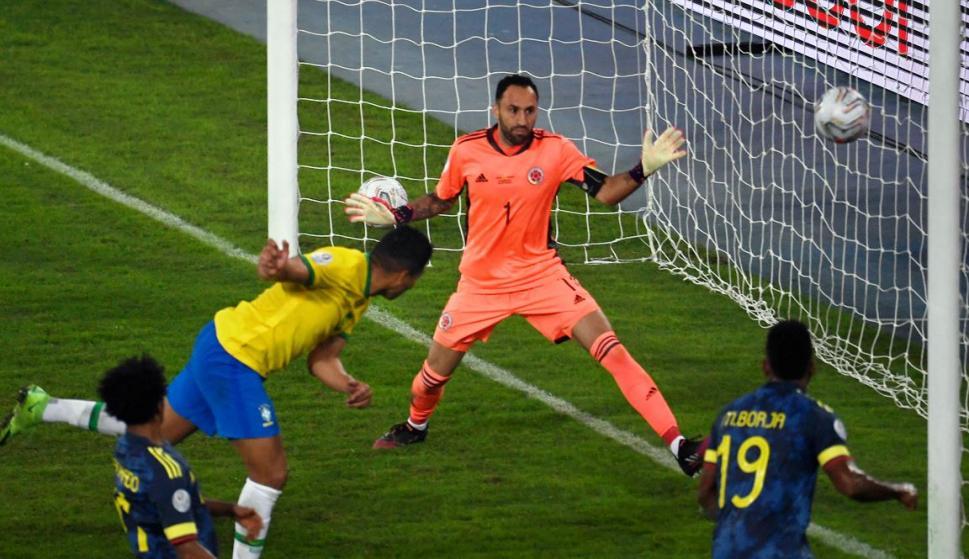 Brasil 2-Colombia 1: Con un gol polémico y otro en el minuto 99, el local  sigue perfecto - Ovación - 23/06/2021 - EL PAÍS Uruguay