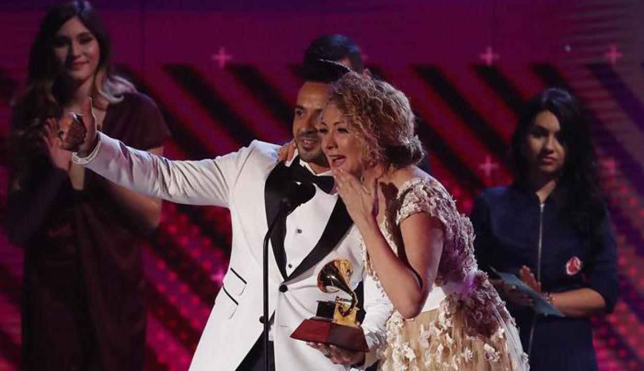 Grammy Latinos 2017