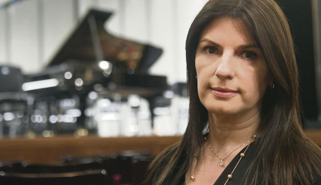 Daniela Bouret, directora general del Teatro Solís