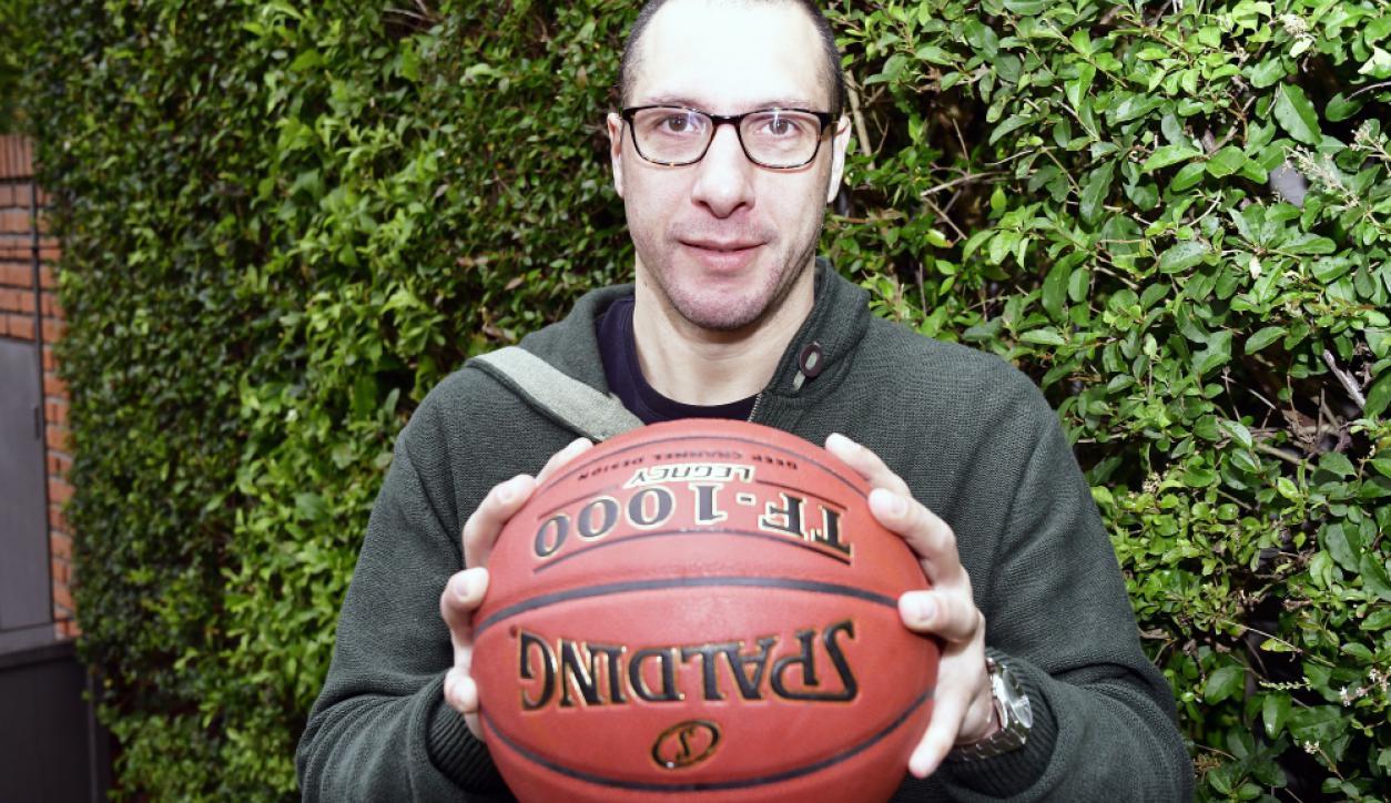 Nicolás Mazzarino, basquetbolista