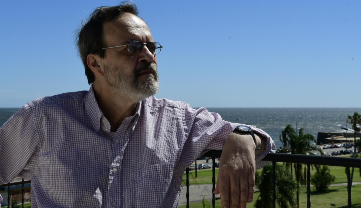Felipe Polleri, un autor que ha logrado importante reconocimiento en el exterior.