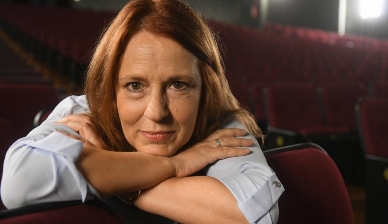Margarita Musto, una artista que cree en el teatro como vivencia.