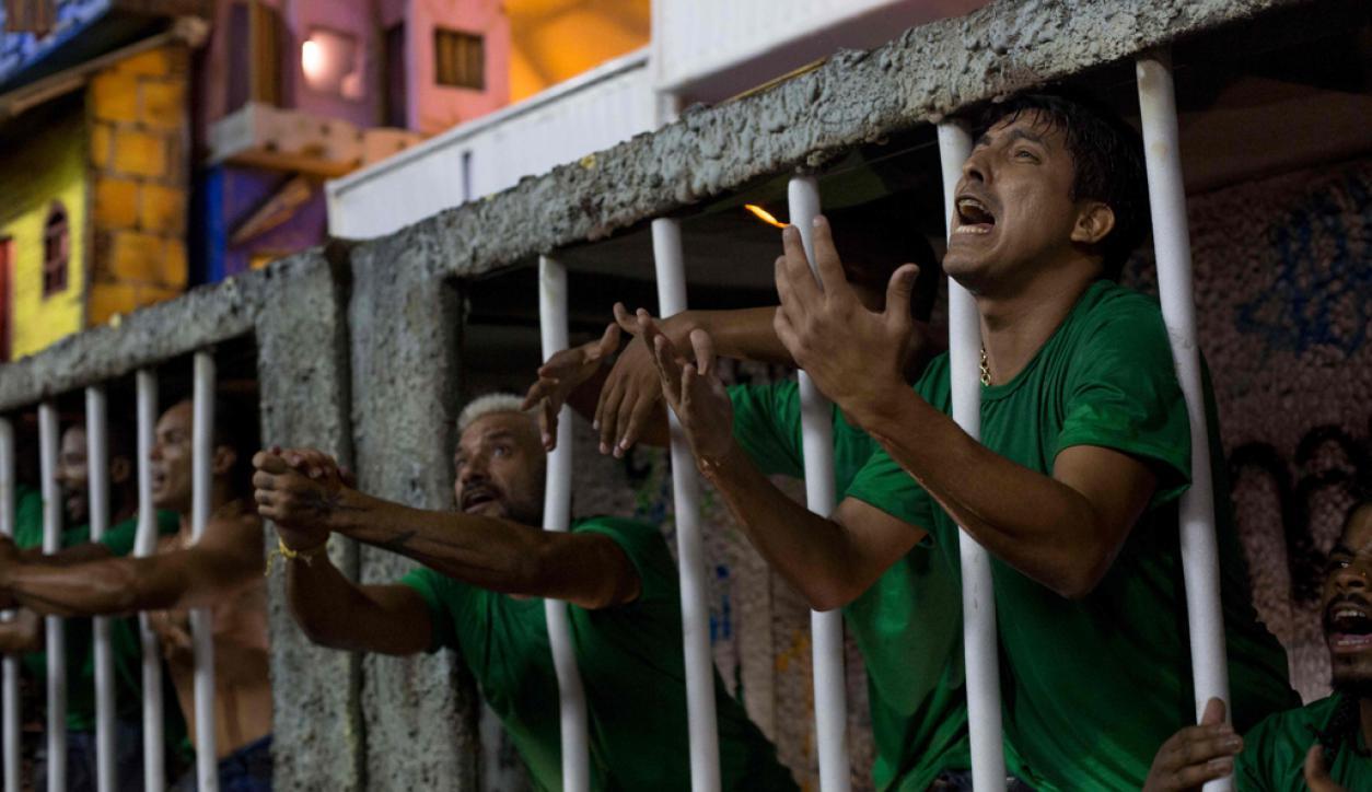 Beija Flor Foto: AFP