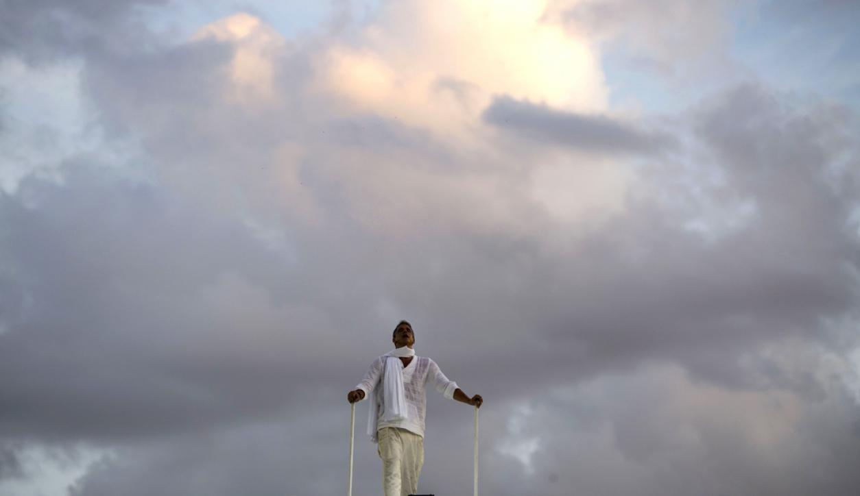 Mocidade Independente de Padre Miguel Foto: AFP