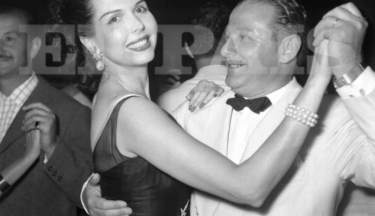 La actriz Anne Miller. Foto: Archivo El País