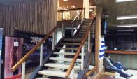 Interior de la sede de la AUF. Foto: Jorge Savia.