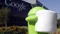 Fue anunciado el lanzamiento de Android Marshmallow (malvavisco) para fin de año. Foto: EFE.