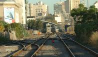 AFE: espera recuperar 141 kilómetros de vías ferroviarias por PPP. Foto: archivo El País