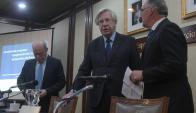 El gasto del Estado se enfocó en políticas públicas sociales, dijo el ministro  Astori. Foto: F. Flores