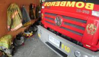 Los datos que dieron los bomberos en el Parlamento revelan carencias. Foto: F. Ponzetto