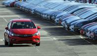 El negocio de GM en América del Norte está en auge. Foto: AFP