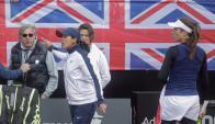 Nastase fue expulsado del estadio por insultar a los rivales. Foto: Reuters.