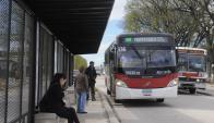 TRANSPORTE. Un claro ejemplo de política pública. Foto: Archivo El País
