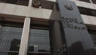Banco Central del Uruguay. Foto: archivo El País