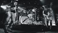 Potencia: su sonido en vivo es una de las grandes virtudes de la banda. Foto: Difusión