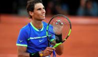 Desafío. Nadal enfrenta en la final a Stanislas Wawrinka. Foto: AFP