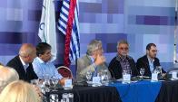 Consejo de Ministros abierto en San Luis, Canelones. Foto: Pablo Fernández