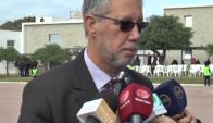 Jorge Vázquez, subsecretario del Ministerio del Interior. Foto: Captura/Unicom