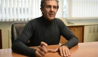 Juan José Calvo. Foto: Marcelo Bonjour