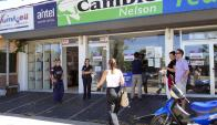 Mañana declara la hermana del cambista prófugo. Foto: R. Figueredo