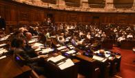 La situación en Venezuela no llegó a discutirse a profundidad en el plenario. Foto: F. Flores