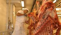 Frigoríficos: el año pasado industrializaron mucho más vacas. Foto: archivo El País